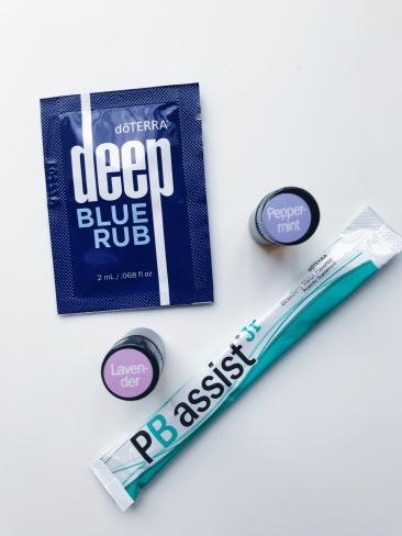 kind of LOVING this Deep Blue Rub!